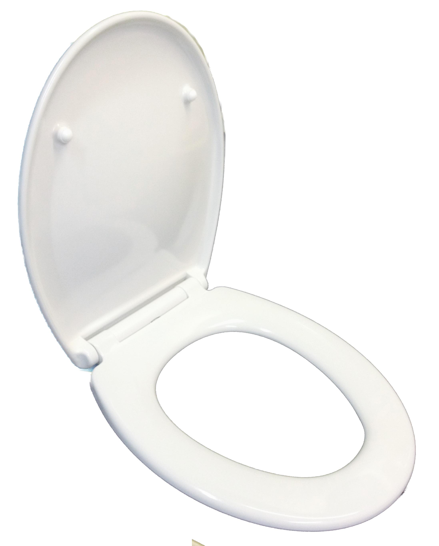 Toilet Seat Soft-Close Thermodur