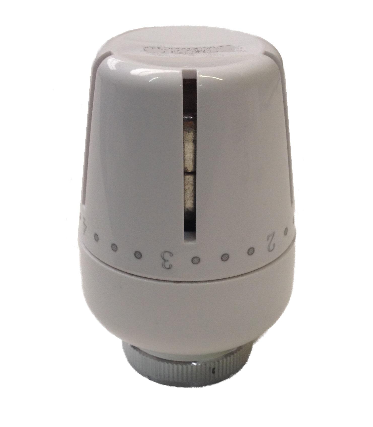Thermostatic Head M30 Flat HM