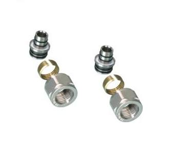Compression Adaptor Set 1/2Fx16 (2 pc)
