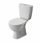 Complete Toilet Pack with Vertical outlet