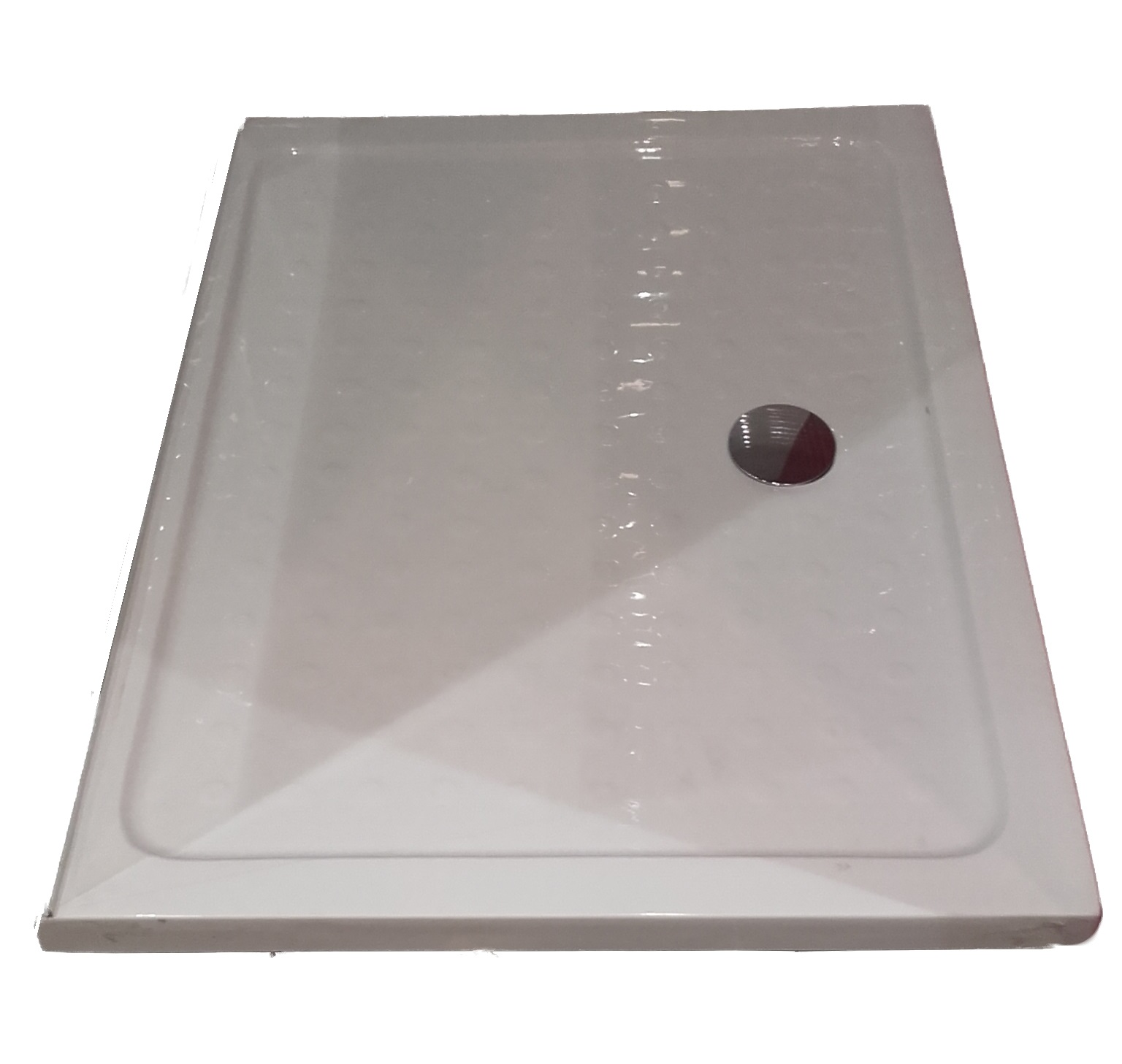 Flat Shower Tray 80x80x5 cm