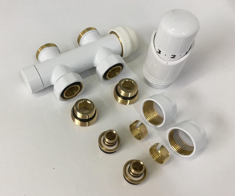 Kit Design White - FLOOR 3/4EK