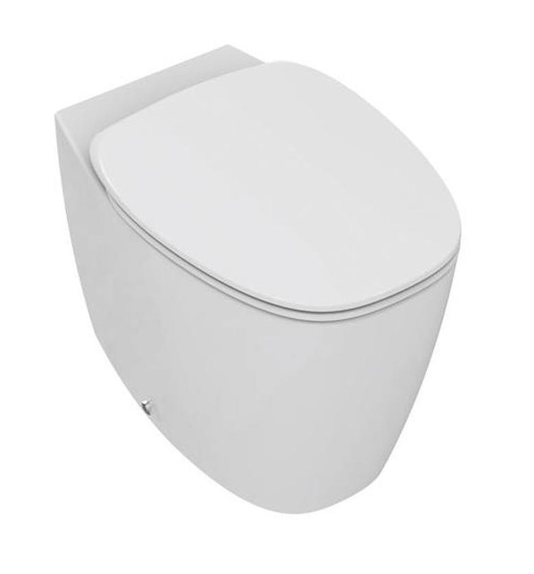 Wall-hung Ceramic toilet Ideal Standard w/ seat