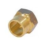 Gas compression Nut 22