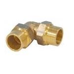 Gas compression Elbow 22x22