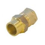 Gas compression Straight Female 3/4Fx22