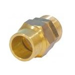 Gas compression Straight Male 3/4Mx15