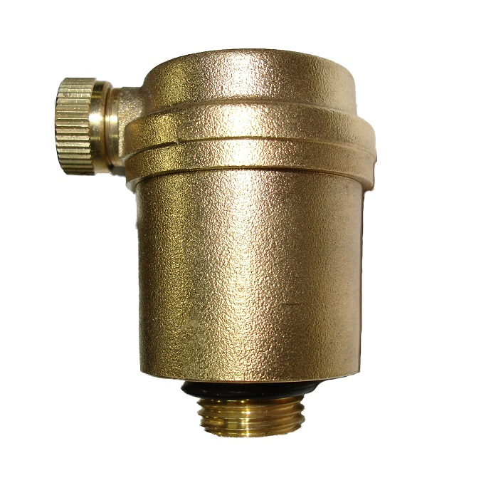 Automatic Air Vent 3/8M Brass