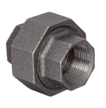 Malleable Union 3/4Fx3/4F Nickel